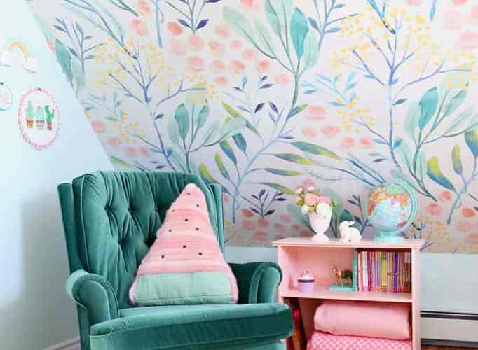 Top 10 Cheap Bedroom Decoration Ideas for Girls featured by top US DIY and interior design blog, Fynes Designs: sew your own pillows