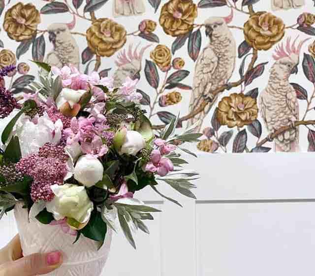 Cockatoo Paradise wallpaper from Photowall