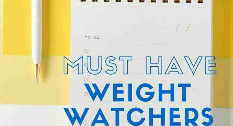 Must have Weight Watchers tools for Beginners