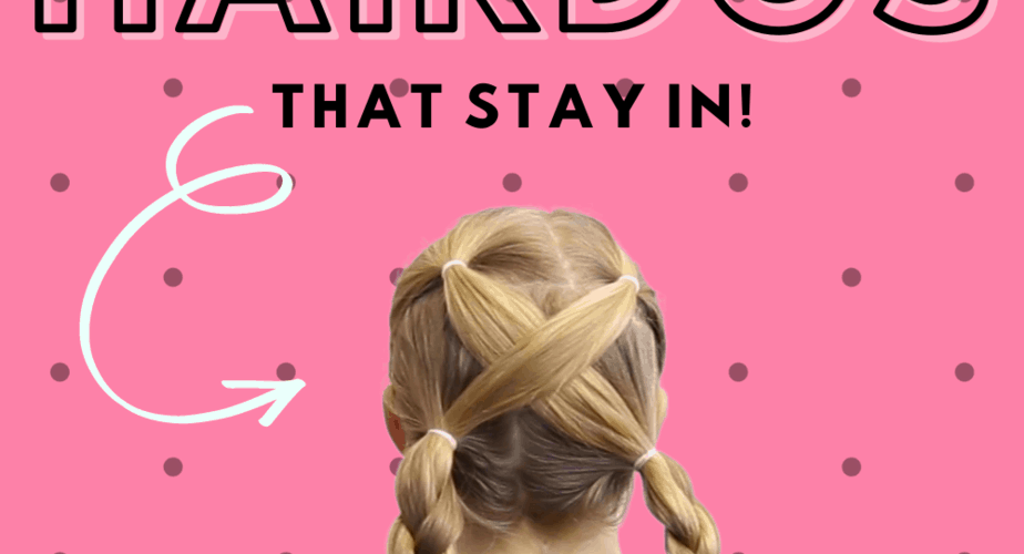 Cute 5 Minute Hairstyles for School that anyone can do, featured by top US life and style blog, Fynes Designs