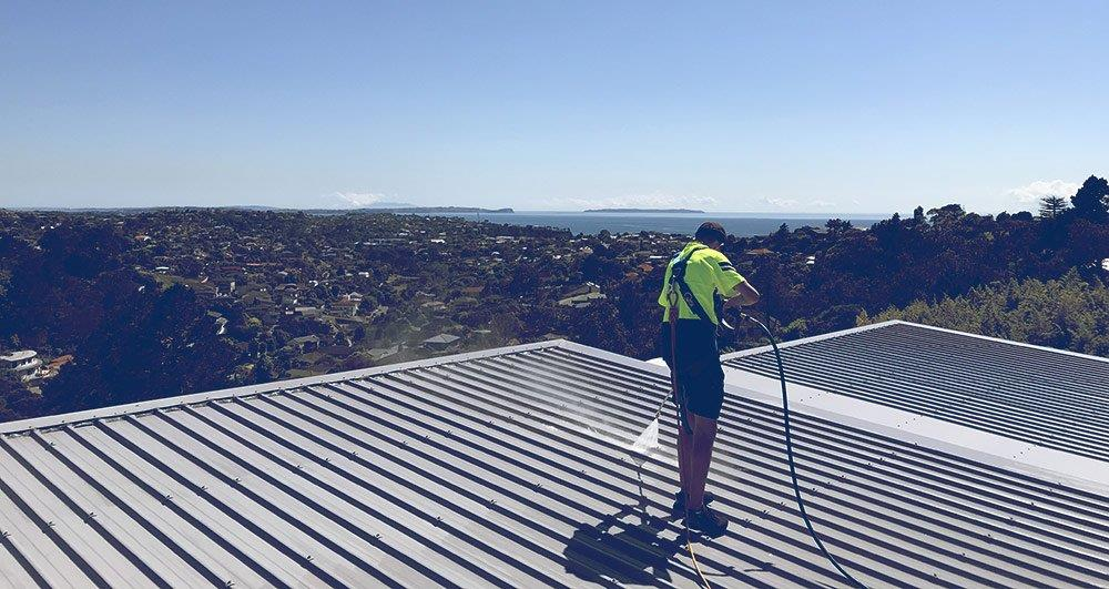 Image Result For Roof Cleaning Auckland