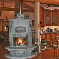 Tulikivi Masonry Heaters | Photos of Soapstone Fireplaces