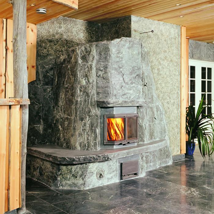 Tulikivi Masonry Heaters  Photos of Soapstone Fireplaces