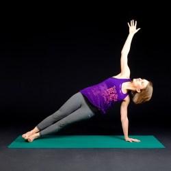 Yogahouding verbetert scoliose.