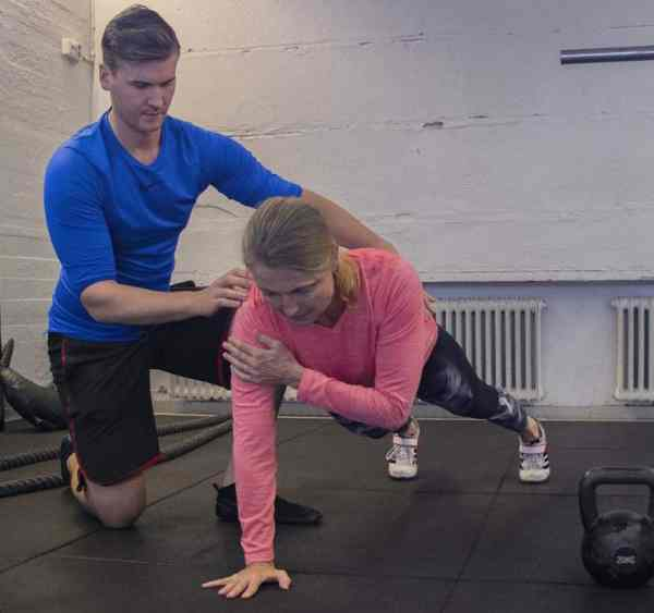 Personal Trainer ohjaus