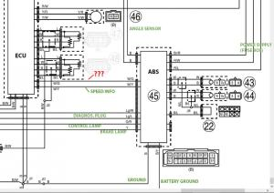 Need ABS wiring diagram