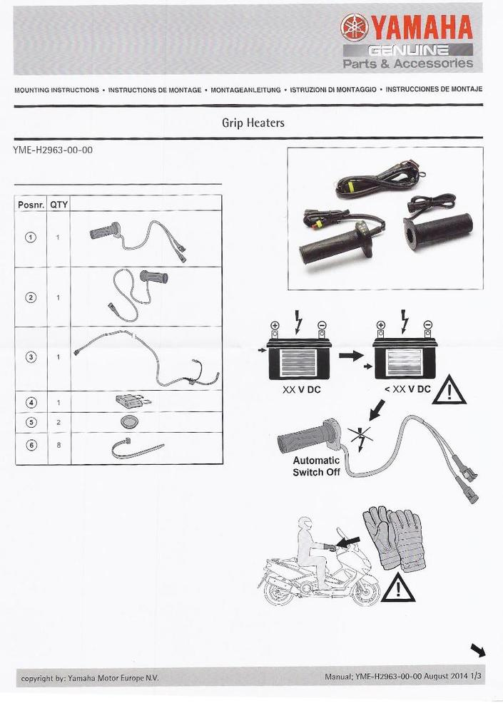 wiring diagram and instructions 2002 jeep wrangler radio new oem heated grips?