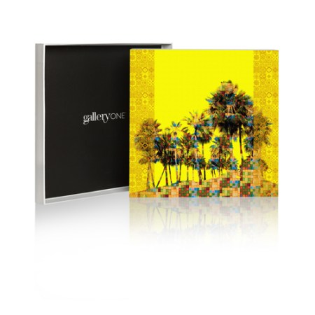 Palm Oasis Picture Box