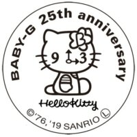 "Hello Kitty x Baby-G ""Pink Quilt Series"" Collaboration for"