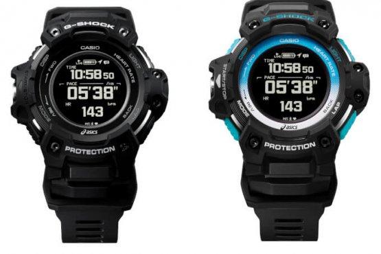 G-Shock GSR-H1000AST-1JR và GSR-H1000AST-1AJR: Các mẫu GSR-H1000 đầu tiên có sẵn mà không có bộ cảm biến chuyển động