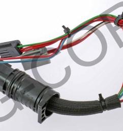 1987 chevy 350 tbi wiring 4r70w e 4r75w e wire harness soft wire d76986c g cor automotive [ 2000 x 1250 Pixel ]