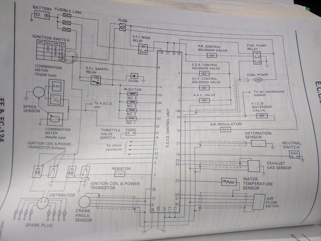 Wiring Diagram Ecu Mobil
