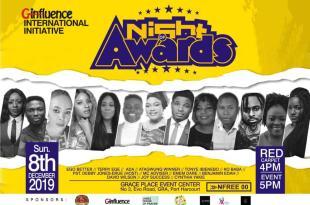 G-Influence International Initiative presents: Night of Awards