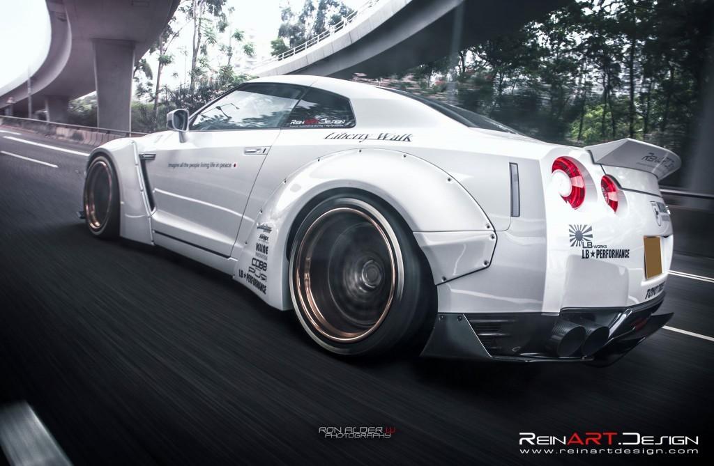 香港首部:Liberty Walk Performance Nissan GT-R 演化歷程完整記錄! - G7 車庫柒號