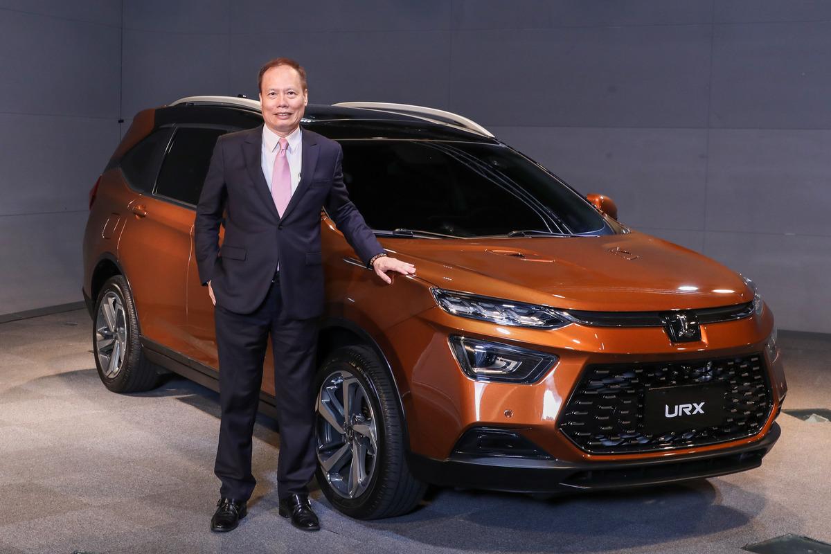 納智捷全新5+2 SUV- LUXGEN URX第四季正式上市 - G7 車庫柒號