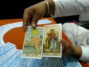 tarot card classes