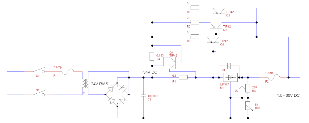 medium resolution of  psu circuit diagram
