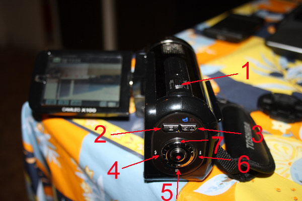 Toshiba Camileo X100 (H10, H20, H30, P10, P20, P30, S10, S20, S30) автофокус. Решение проблемы.