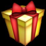 emoji regalo