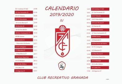 El Recreativo Granada arrancará la liga fuera de casa visitando el Nuevo Arcángel