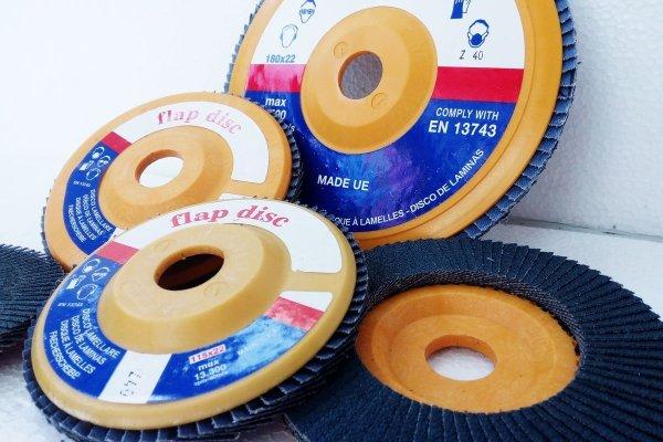 G2 Forniture - Dischi Lamellari - Flap disc
