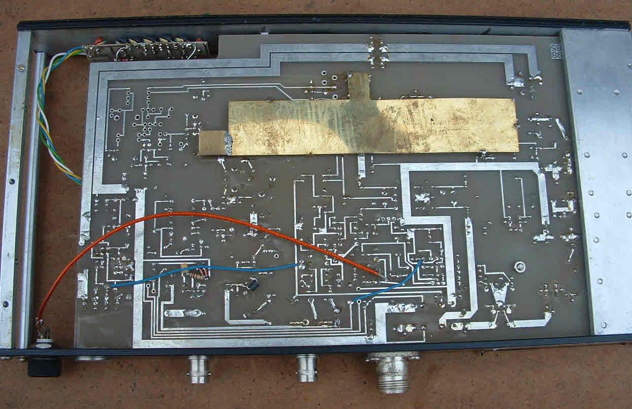 Low Pass Filter Basic Circuit