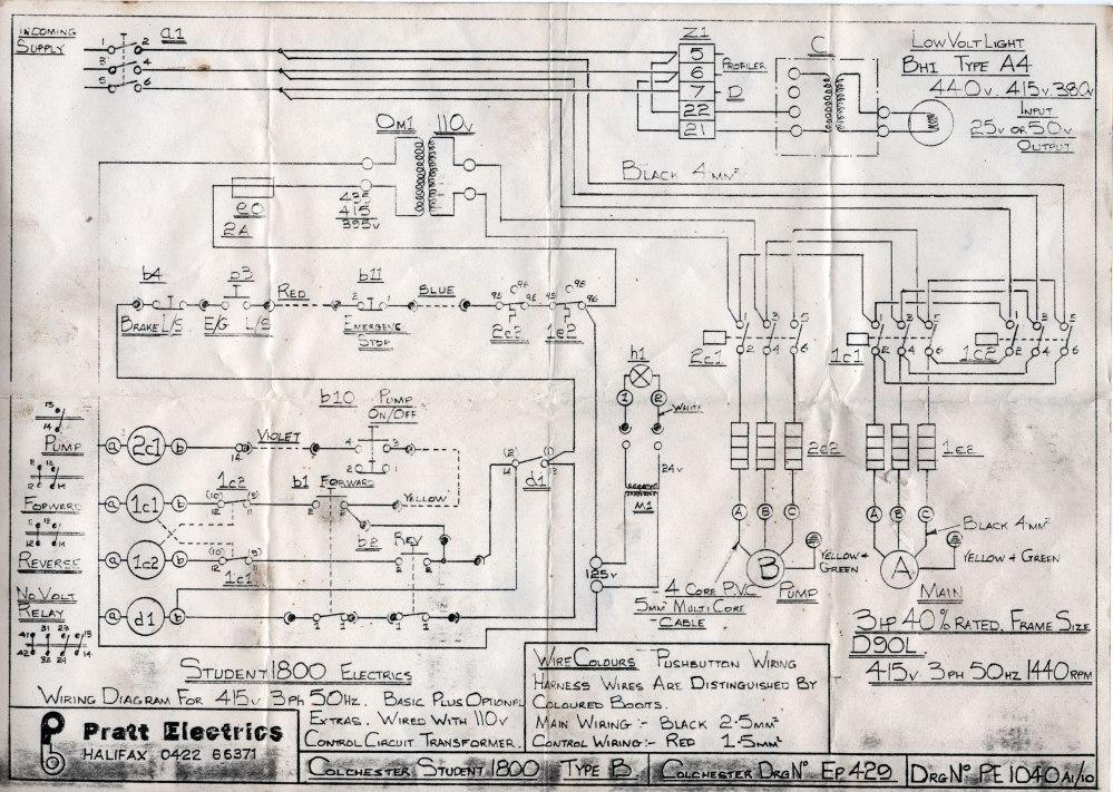 medium resolution of jet lathe wiring diagram wiring diagram for you ingersoll rand vr 50 wiring schematic ingersoll rand wiring schematic