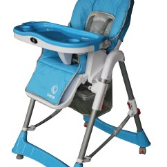 Swivel High Chair Baby Perego G4rce Foldable 3 In 1 Toddler Infant Highchair