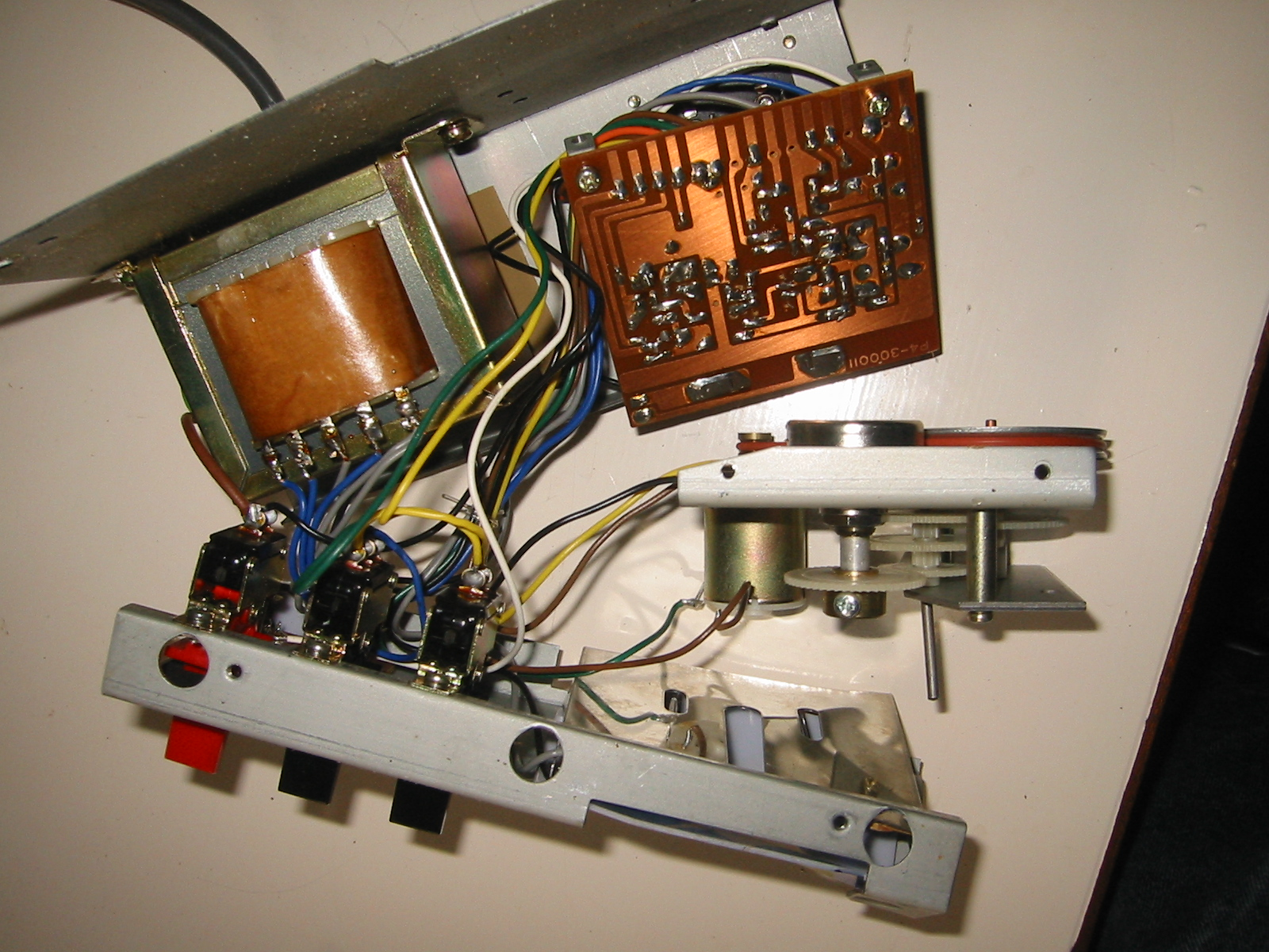 hight resolution of rotator controller innards