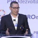 Ponta vrea candidat comun PSD-ALDE-Pro România la prezidențiale: O competiție stânga dreapta e benefică
