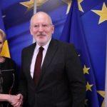 Comisia Europeană, după întâlnirea dintre Dăncilă și Timmermans: Implementarea de către autoritățile române a recomandărilor MCV a fost accelerată