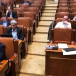 Modificările aduse Codurilor penale au fost adoptate de Camera Deputaților, forul decizional / Ministrul Dezvoltării a stat în mijlocul deputaților UDMR la votul pe articole, fără sprijinul cărora Codurile ar fi fost respinse