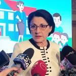 """Ecaterina Andronescu, ieșire nervoasă către moderatorul Digi24: """"PSD v-a adus bani în buzunar. Știți cât plătiți impozit? Nu mai plătiți cât era înainte, 6% v-a intrat în buzunare!"""""""