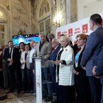 UPDATE CEX cu scandal la PSD: S-a țipat de se auzea din curte / Dăncilă către Manda: Să spuneți că nu puteți câștiga alegerile cu o proastă nu vă face cinste / Ana Birchall și Cozmin Gușă au fost excluși din partid