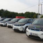 Afacere de lux a unei companii a Primăriei București: a cumpărat cu jumătate de milion de euro 15 BMW-uri electrice pentru a le închiria bucureștenilor, dar refuză să spună câți bani a câștigat