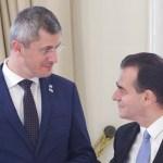 SURSE Paritate la ministere, condiția USR Plus pentru a accepta varianta Cîțu - premier, Orban - președintele Camerei Deputaților / Varianta Orban - premier, exclusă