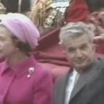 Documentar: Regina Angliei s-a ascuns într-un tufiș în curtea Palatului Buckingham pentru a-l evita pe Nicolae Ceaușescu în timpul vizitei dictatorului român