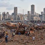 UPDATE VIDEO Peste 100 de morți și 4.000 de răniți în urma exploziilor din Liban/ Crucea Roșie anunță că mulţi oameni sunt încă prinşi sub dărâmături/ 2.750 de tone de nitrat de amoniu au stat la originea tragediei