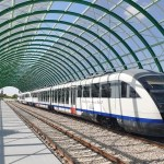 Explicația tehnică a faptului că trenurile spre aeroport nu pot circula decât la 50 de minute. Drulă: Soluția e o linie dublă de cale ferată