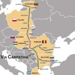 EXCLUSIV Ce traseu va avea autostrada Gdansk - Constanța anunțată de ambasadorul SUA. Bucățile de autostradă ce trebui construite pe teritoriul României