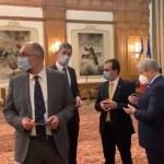 Premierul Cîțu a împărțit atribuțiile vicepremierilor Dan Barna și Hunor Kelemen