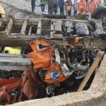 UPDATE Accident grav în Giurgiu: Două persoană au murit și alte opt sunt rănite/ A fost activat planul roșu de intervenție