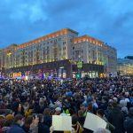VIDEO Proteste masive în Moscova: Manifestanții scandează numele lui Aleksei Navalnîi și cer eliberarea acestuia/ UPDATE Poliția a făcut cel puțin 1000 de arestări