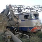 UPDATE Accident feroviar la Feteşti, pe linia Bucureşti – Constanţa: Două marfare s-au ciocnit, trenurile circulă pe rute ocolitoare
