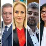 """Comisiile ministerelor """"de foc"""": Nelu Tătaru și Streinu Cercel la Sănătate, Vicol și Cătăniciu la Justiție, Firea la Dezvoltare, Ciolacu la Fonduri Europene, plus """"greii"""" de la Finanțe"""