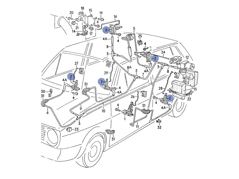 Polo Central Locking Wiring Diagram