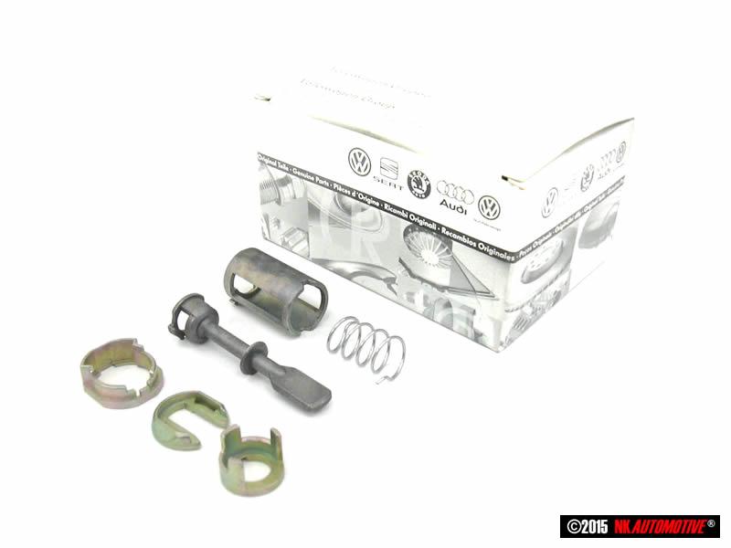 Original VW Door Handle Lock Cylinder Repair Kit