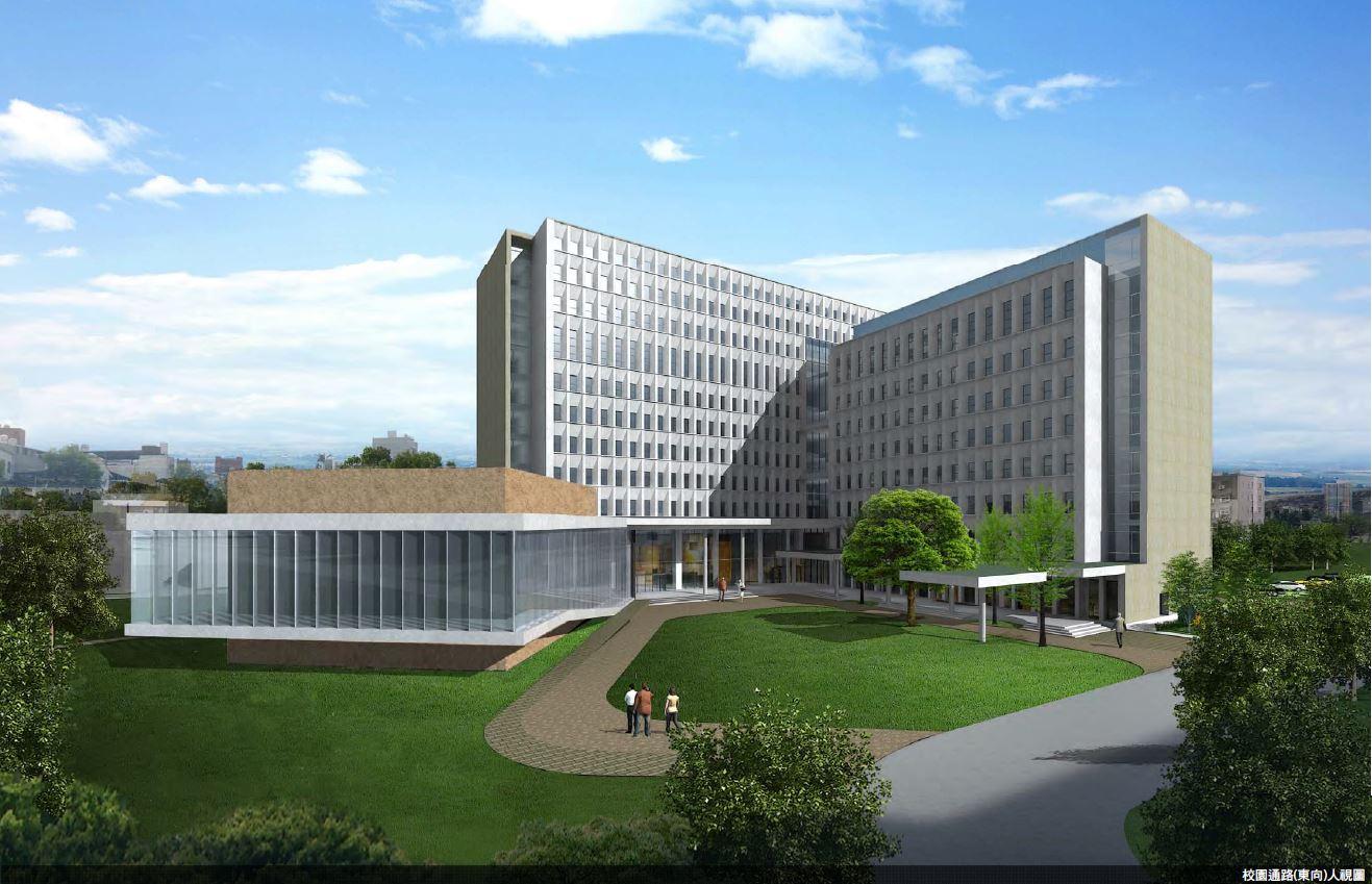 國立交通大學總務處 - 校園建築與景觀