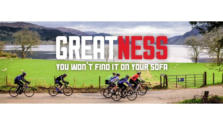 Charity Cycle ride by board member Andy Symons