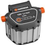 德國【GARDENA】嘉丁拿 充電式電動打草機備用電池 9839 (每個計)